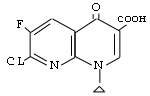 1-Cyclopropyl-6-Fluoro-7-Chloride-4-Oxo-